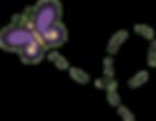 Butterfly, Abbey's Friend