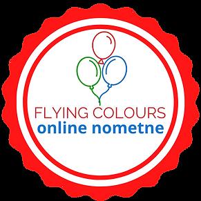 Flying Colours online nometne logo