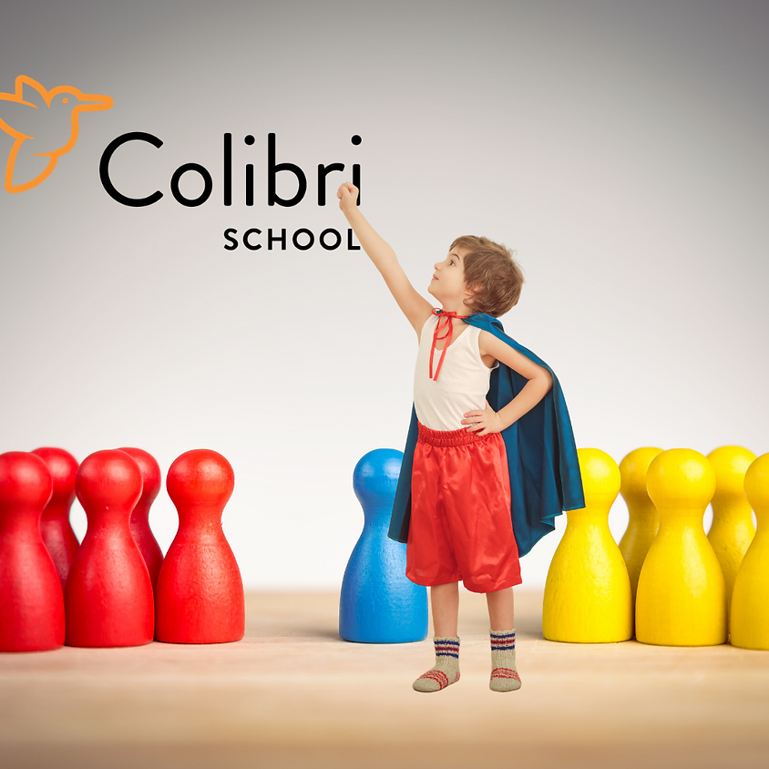 """Colibri School sprint-programme module """"Leadership and Diplomacy"""", group 11-15 years old"""