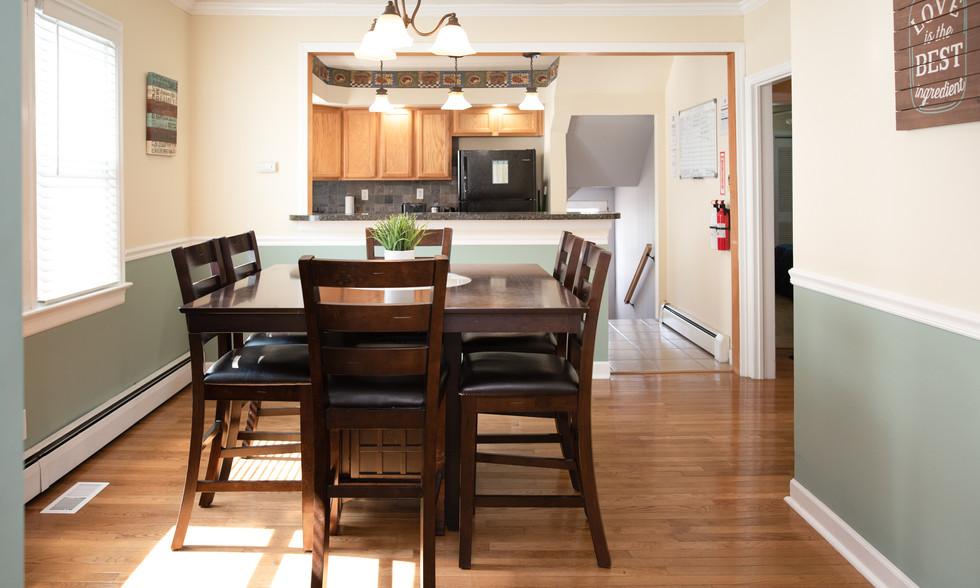 Woodbury Sober Kitchen