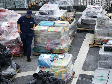 Cocaine Worth $1Billion Seized at Philadelphia Port