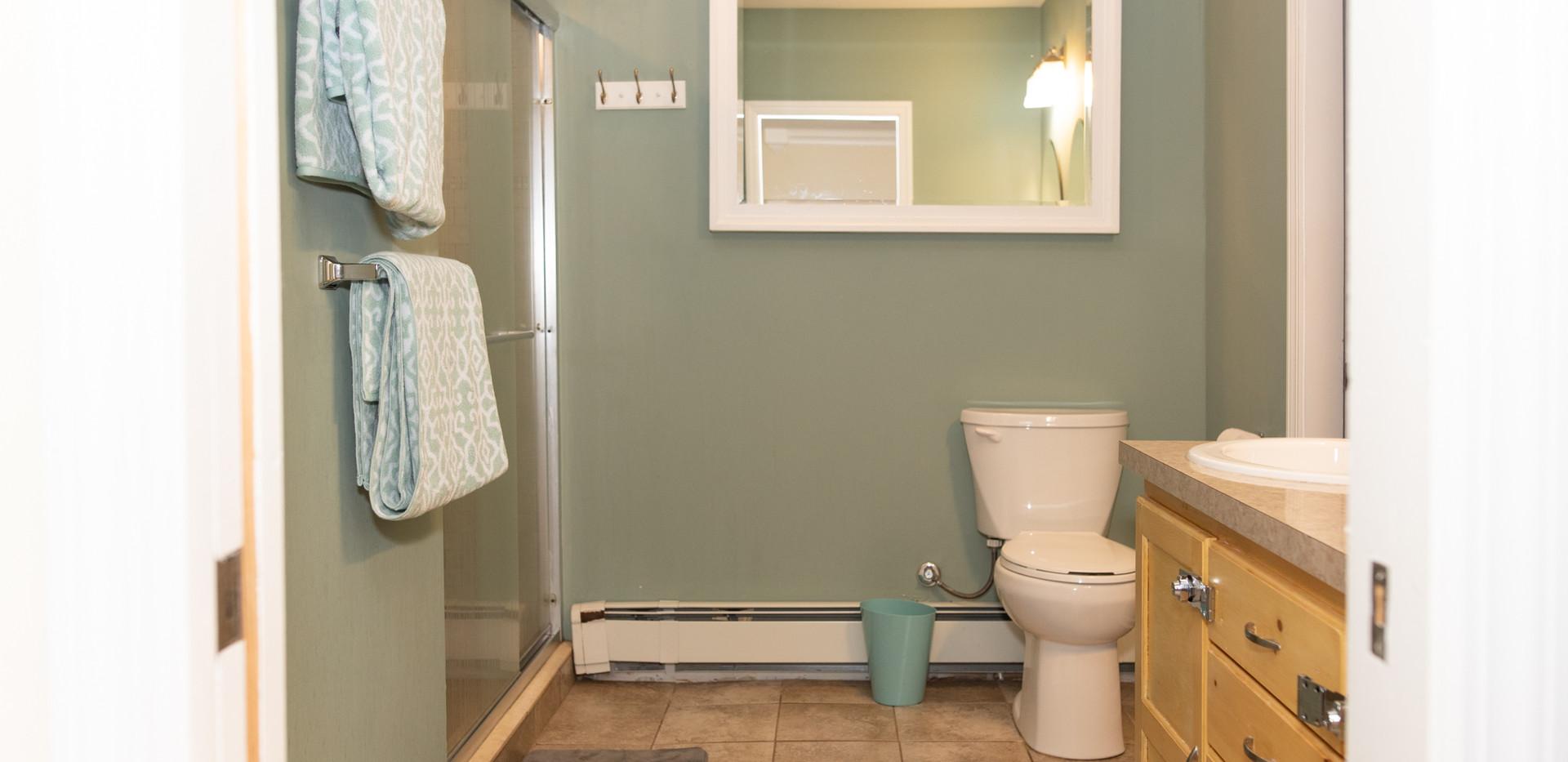 Woodbury Sober Living Bathroom