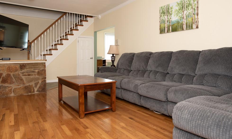 Woodbury Sober Living Living Room