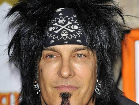 Mötley Crüe's Nikki Sixx Celebrates 18 years Clean and Sober