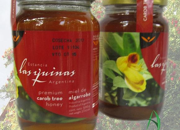 Miel de Algarrobo