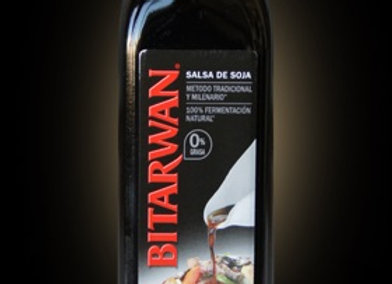 Salsa de soja bitarwan Light