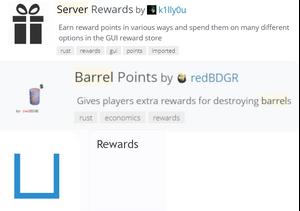 PvE)Rewards/Store