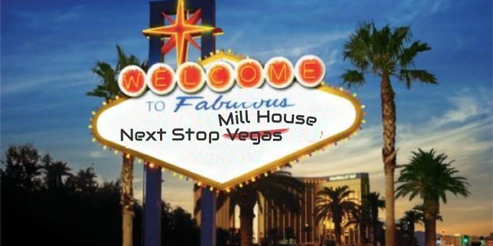 Next Stop Vegas @ The Mill House, Hartlepool
