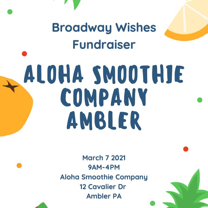 Aloha Bowls Fundraiser