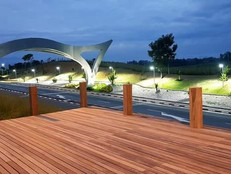 Pindamonhangaba recebe novo ponto turístico.