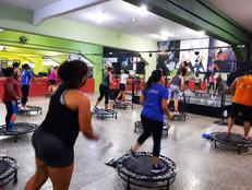 Body Jump: aulas diariamente na Ferrô.
