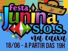 Sexta Junina no SOS de Pinda.