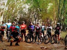 Bikers da Ferrô: Pedal 10 incentiva Crocodilos a buscar o melhor em cima da bike.