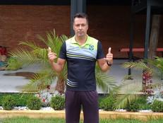 Marcelo Cypriano Diretor da academia.