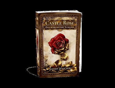 Buchcover Castle Rose von Hannah Böving