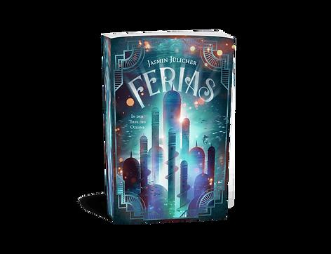 Cover Ferias von Alexander Kopainski