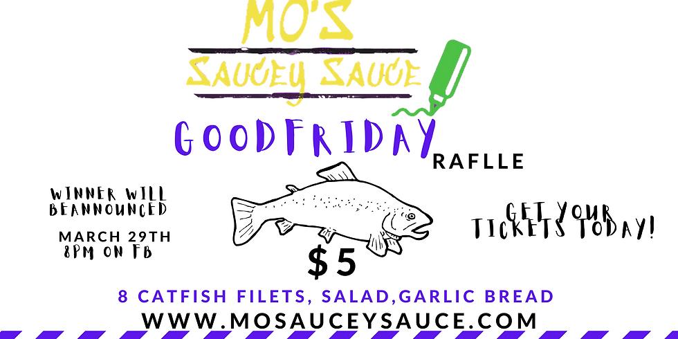 Good Friday Fish Fry Raffle