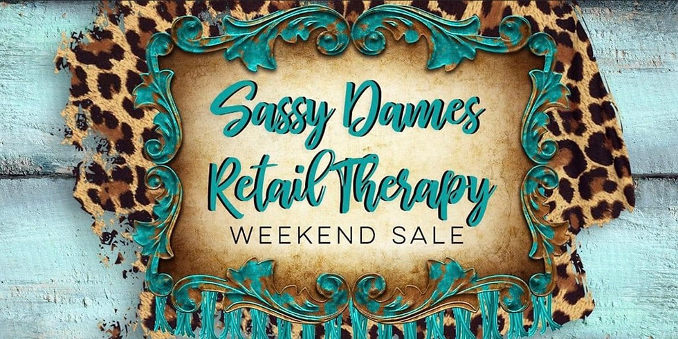 Sassy Dames Retail Therapy