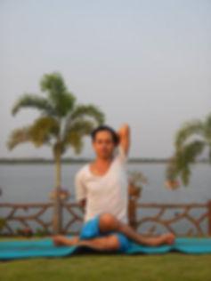 yoga meditação santos