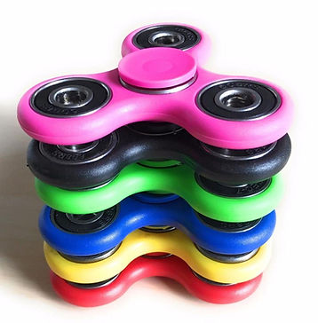 Promotional Fidget Spinners