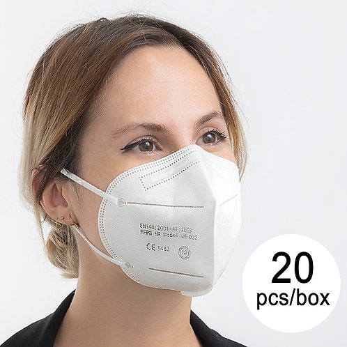 FFP3 - μάσκα (60τμχ bundle)