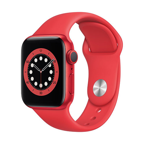 Apple Watch Series 6 40mm (RED) Sport Band