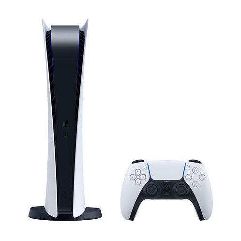 Sony PlayStation 5 Digital Edition- 825GB SSD