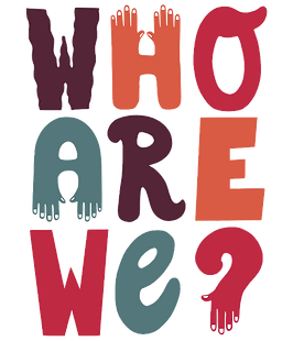 who we are sign