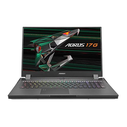 "AORUS 17G 17.3 ""FHD 300Hz i7-11800H 32GB / 1.5TB SSD RTX3080 Win10"