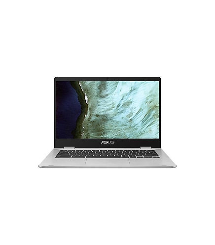 Asus Chromebook CX22NA-BCLN4, N3350/11.6 HD/4GB/16GB EMMC/Webcam/Chrome OS, Gray