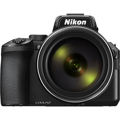 Nikon Coolpix P950 Digital Cameras - Black