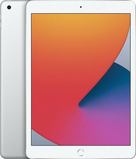 Apple iPad 10.2'' 8th Gen 2020 32GB/3GB Wi-Fi & Cellular Silver