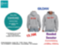 Gildan Hood sweater offer