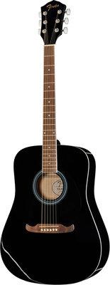 Ακουστική κιθάρα - Fender FA-125 Blk WN