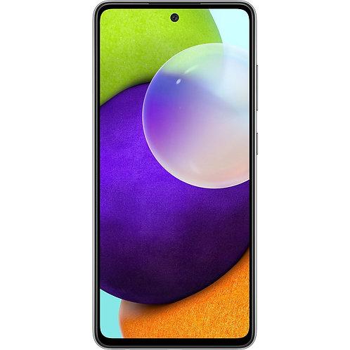Samsung Galaxy A52 128GB 4G Smartphone Μαύρο