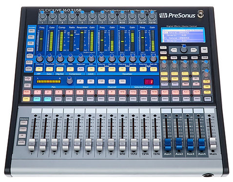 Κονσόλα ήχου - Presonus StudioLive 16.0.2 USB
