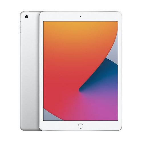 "Apple iPad 10.2"" 8th Gen 128GB Wifi Silver"