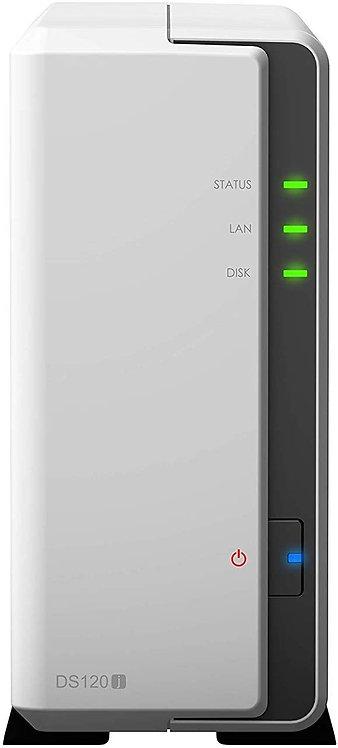 Synology Bundle DS120j 1-Bay 2TB Bundle (DS120j-VAR-AMA)