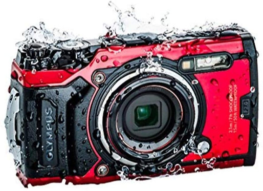 Olympus Tough TG-6 Red (12Mpx)