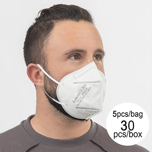 KN95 (5 φίλτρων) μάσκα FFP2 - Συσκ. 30τμχ