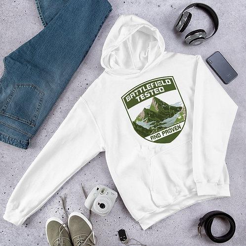 Battlefield Tested Badge Hooded Sweatshirt