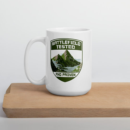 Battlefield Tested and Proven Mug