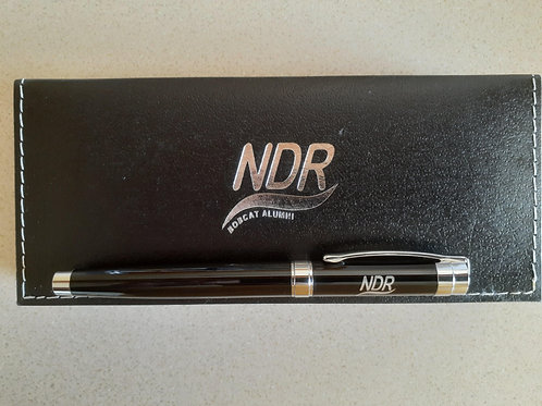 NDR Black Ink Pen