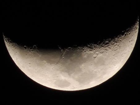 Lua Nova em Aquário