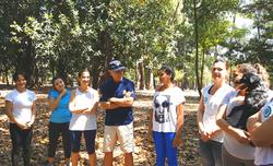 Saúde e bem estar no Parque Ibirapue