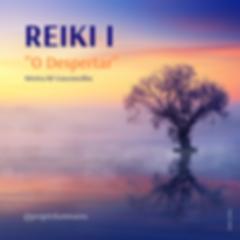 Cuso de formação em Reiki I, II, e III -