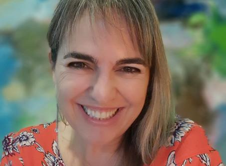 Entrevista sobre o uso das cores no Programa HOJE EM DIA com Renata Vasconcellos