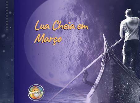Lua Cheia em março 2020