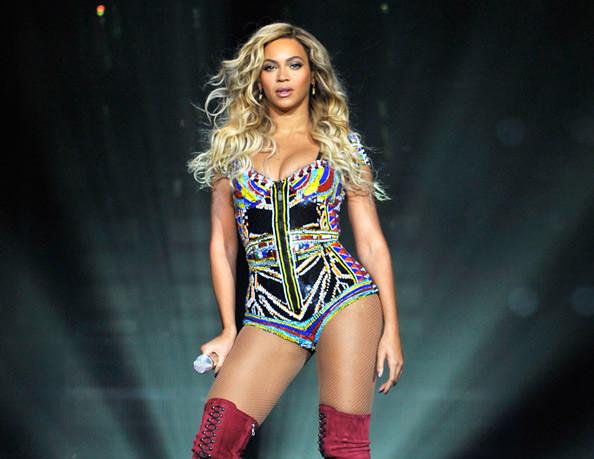Beyoncé, uma artista famosa pelo grau de perfeccionismo em todas as suas expressões artísticas