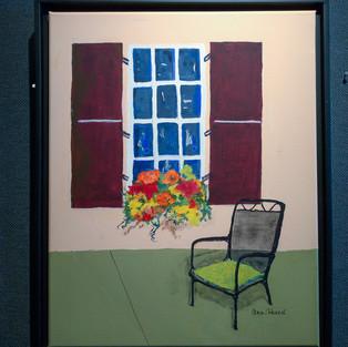 Charleston Window III